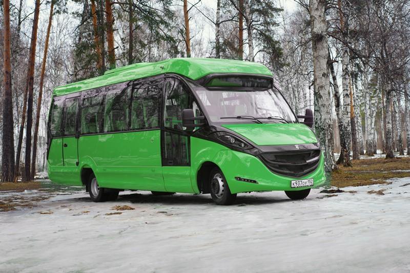 Автобус питер нижний новгород